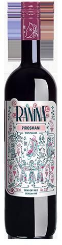 Ranina Pirosmani red