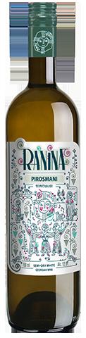 Ranina Pirosmani White